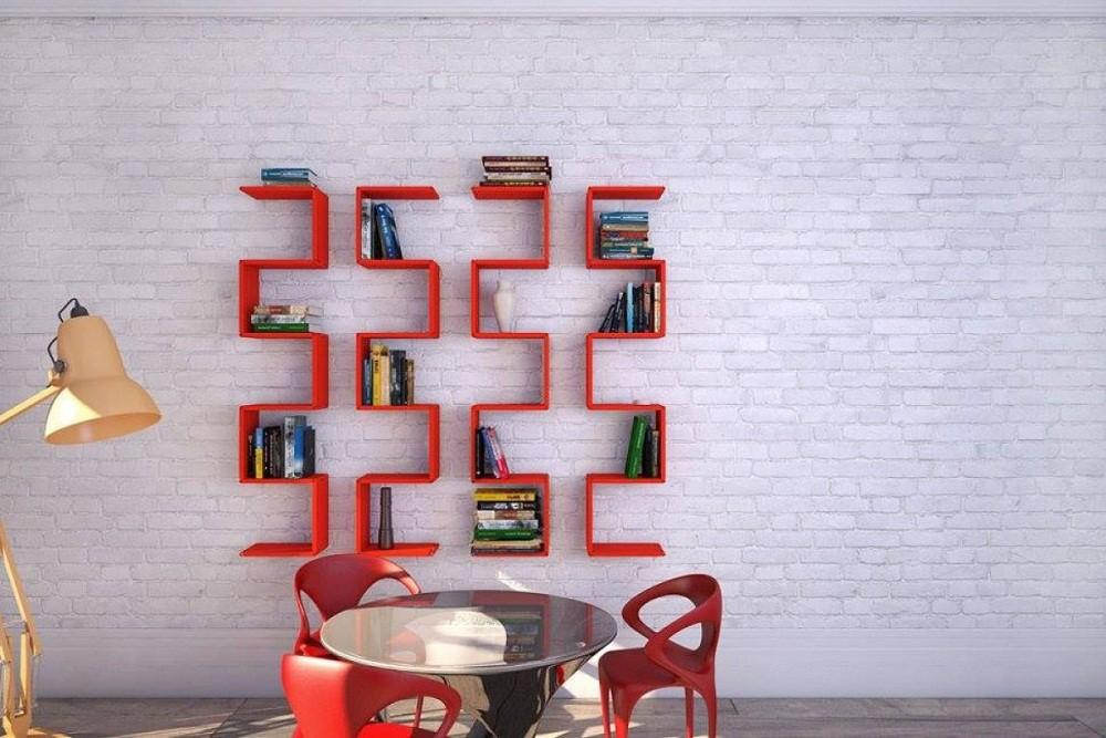 16 mẫu giá sách đầy sáng tạo dành cho người thích đọc sách - Ảnh 17.