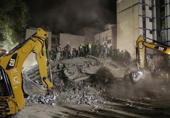 13 bức ảnh lột tả những thảm họa mà nhân loại phải gánh chịu trong năm 2017 - Ảnh 11.