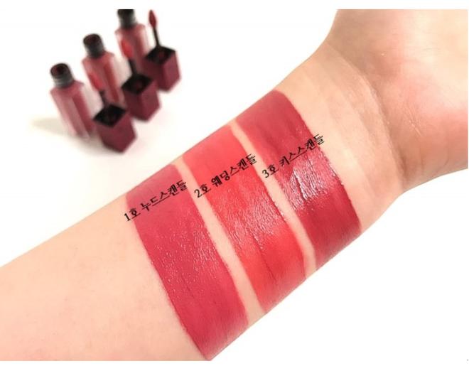 Sau son đỏ 3CE thì con gái Hàn lại mê tít 3 màu son mới của Nakeup Face - Ảnh 10.