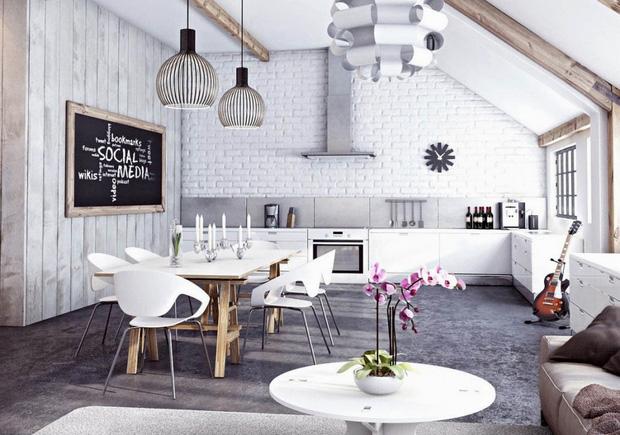 15 ý tưởng trang trí nhà bếp trong mơ dành cho bạn - Ảnh 18.