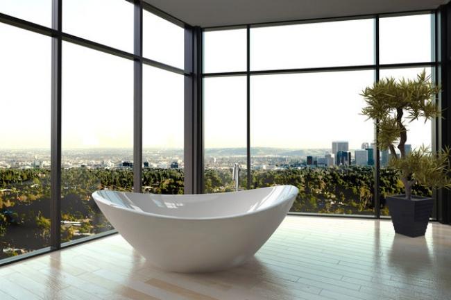 16 thiết kế bồn tắm khơi dậy cảm hứng ngay từ cái nhìn đầu tiên - Ảnh 19.