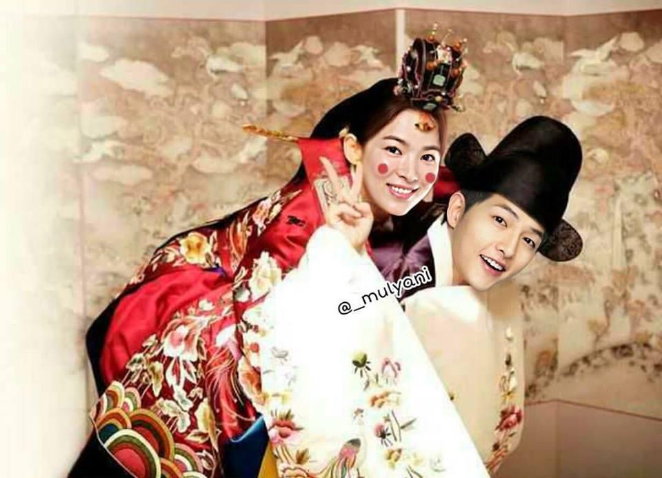 Chưa kết hôn, Song - Song đã có bộ ảnh cưới và album ảnh gia đình bên quý tử đầu lòng không thể chất hơn! - Ảnh 11.