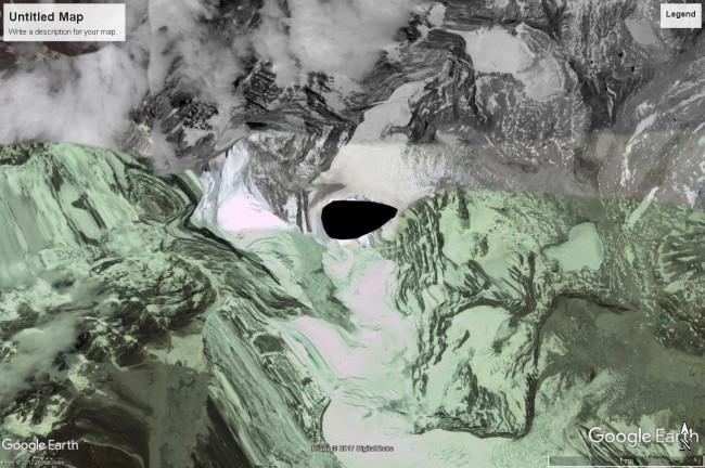 Những cảnh tượng bí ẩn vô tình lọt vào tầm ngắm của Google Earth - Ảnh 10.