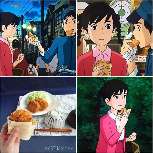 Bà nội trợ tài ba biến đồ ăn trong hoạt hình Ghibli ra đời thực - Ảnh 17.