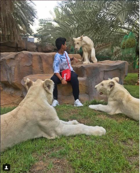 Mới 15 tuổi, cậu ấm xứ Dubai đã lọt top những triệu phú trẻ dưới 25 tuổi - Ảnh 10.