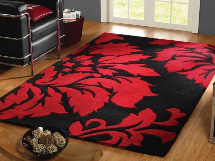 Gợi ý 14 mẫu thảm trải sàn rực rỡ giúp căn phòng biến thành cầu vồng đẹp mắt - Ảnh 19.