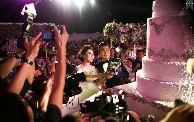 10 đám cưới Việt trong năm 2017 không phải của sao showbiz nhưng cực kỳ xa hoa khiến MXH nô nức chỉ dám nhìn không dám ước - Ảnh 10.