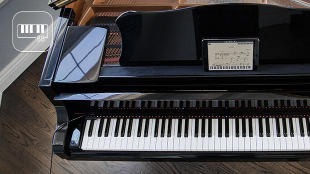 Biến việc chơi đàn thành chuyện nhỏ với thiết bị hỗ trợ thông minh cho Piano - Ảnh 4.