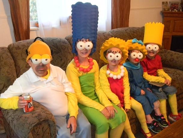 15 gợi ý về trang phục để bạn có một lễ Halloween...không thể tồi tệ hơn. - Ảnh 10.