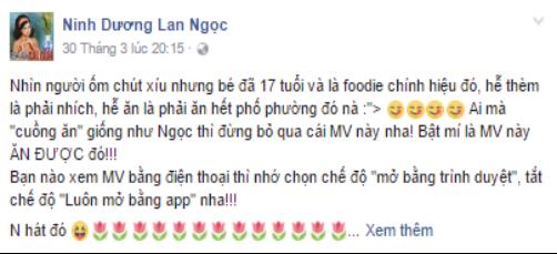 """Hòa Minzy, Miu Lê, Duy Khánh… không thể cưỡng lại sức hút của MV """"ăn được"""" - Ảnh 8."""