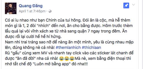 """Hòa Minzy, Miu Lê, Duy Khánh… không thể cưỡng lại sức hút của MV """"ăn được"""" - Ảnh 10."""