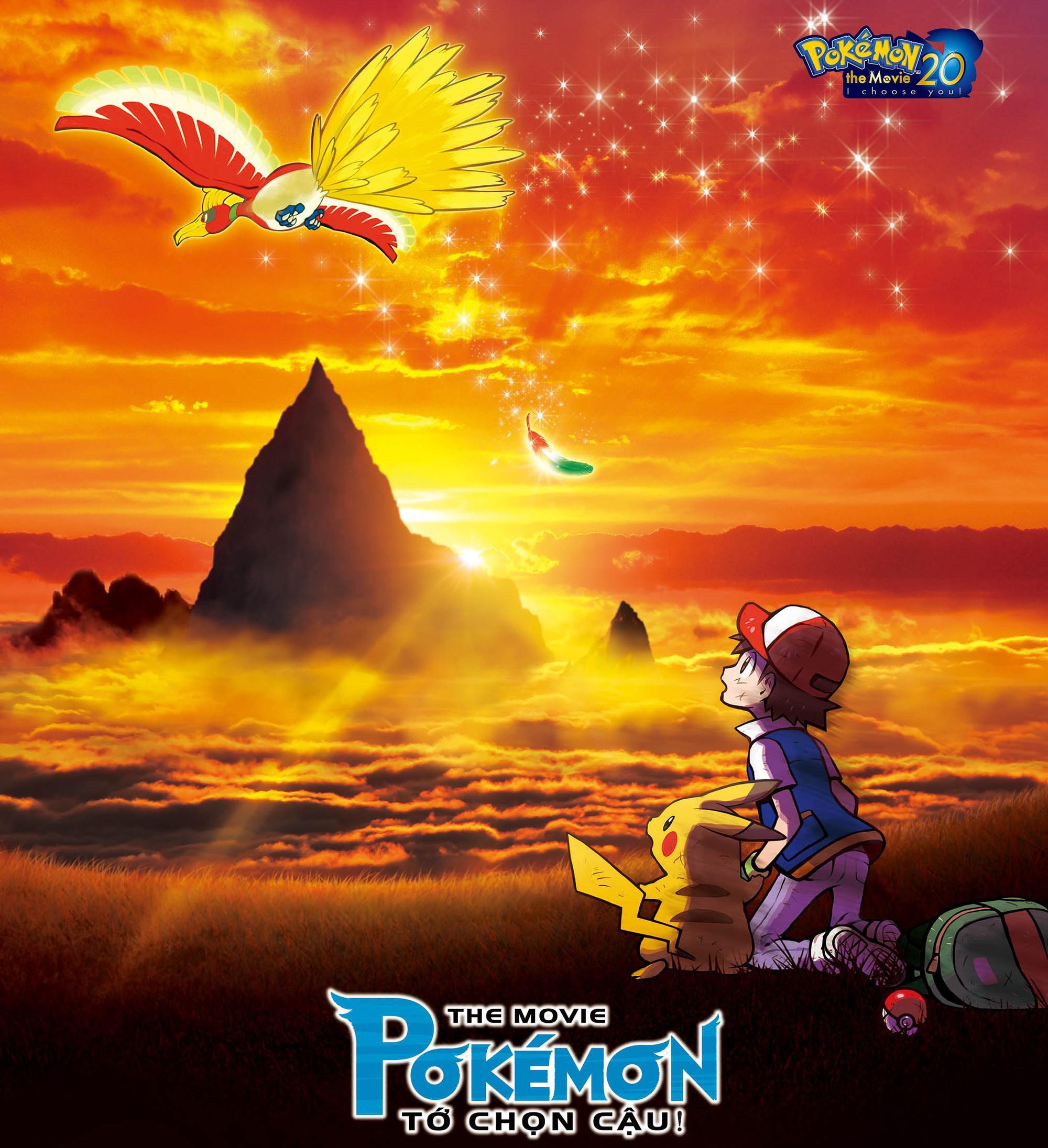 """Quay ngược thời gian gặp lại Pikachu lần đầu tiên trong """"Pokémon: Tớ Chọn Cậu!"""" - Ảnh 1."""