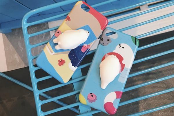 Ốp lưng giải stress đáng yêu dành cho hội mê động vật - Ảnh 2.