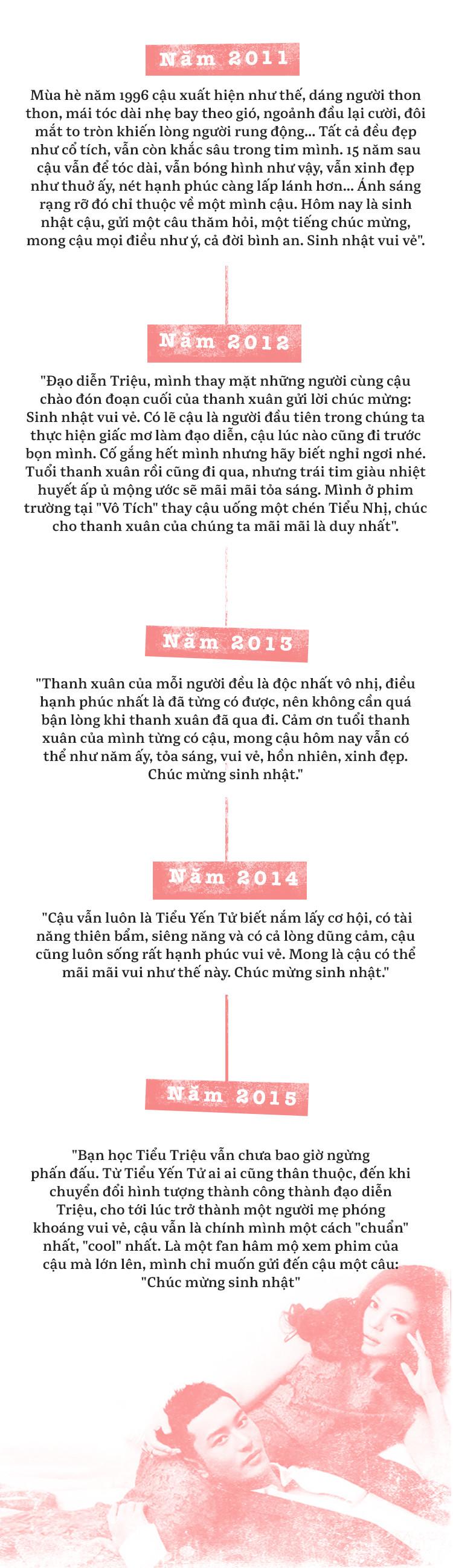 Huỳnh Hiểu Minh - Triệu Vy: Có một mối lương duyên mang tên tỏ tình thất bại - Ảnh 9.