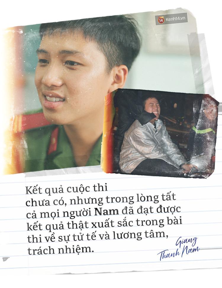 Những câu chuyện đẹp về sự tử tế và tình yêu thương trong kì thi THPT Quốc gia năm 2017 - Ảnh 4.