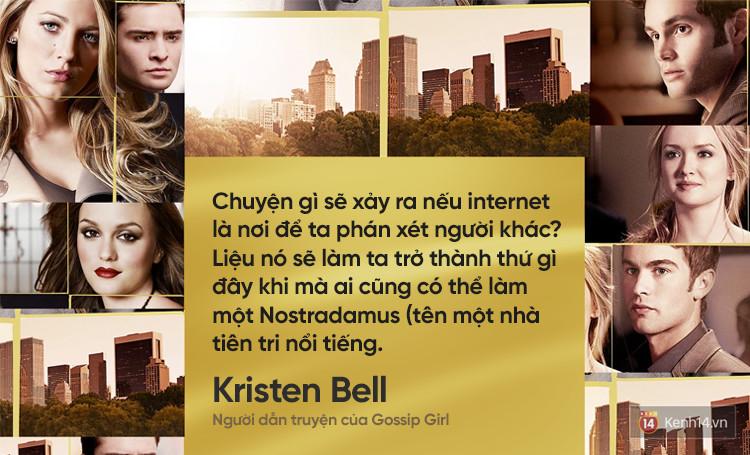 Gossip Girl: Khi cuộc sống thị phi vương giả của giới con nhà giàu nước Mỹ làm cả thế giới phải rung động - Ảnh 3.