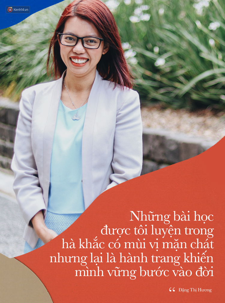 Chuyện chưa kể về cô gái Việt từng làm ô sin, ngủ gầm cầu thang trở thành thạc sĩ trên nước Úc - Ảnh 3.