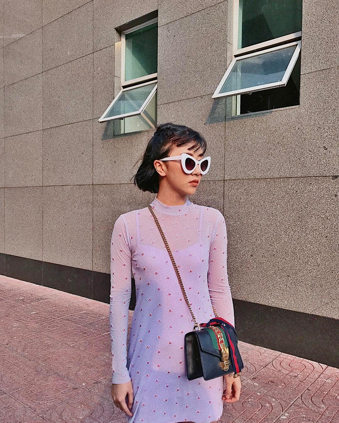 Sao Trẻ: Một năm đổi kiểu tóc chục lần nhưng Quỳnh Anh Shyn để kiểu nào cũng hợp vô cùng