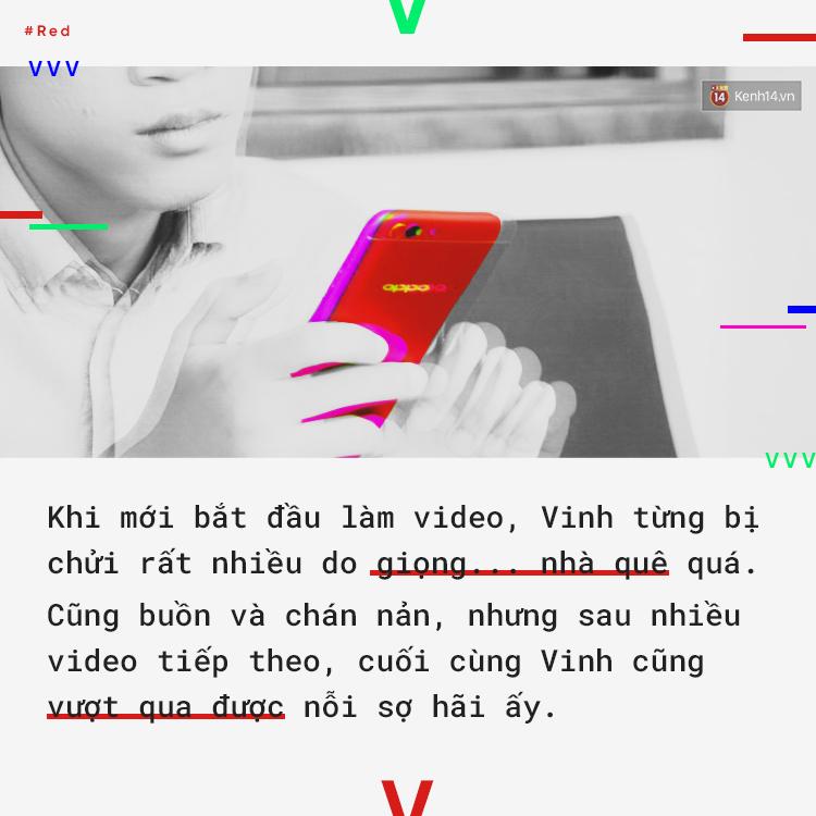 Vinh Vật Vờ: Từ gã trai giọng quê làm clip cho đến thần tượng review công nghệ nổi tiếng nhất Việt Nam - Ảnh 4.
