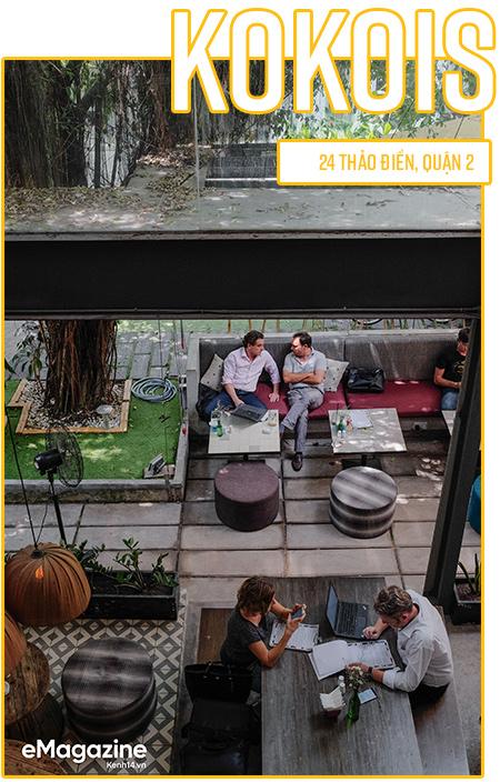 Quận 2: Thiên đường ăn chơi, tận hưởng siêu chất cho giới trẻ ở ngay giữa lòng Sài Gòn - Ảnh 5.