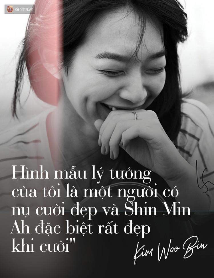 Kim Woo Bin và Shin Min Ah: Phía sau gã đàn ông đau đớn vì bệnh tật luôn là cô gái có nụ cười ấm áp - Ảnh 2.