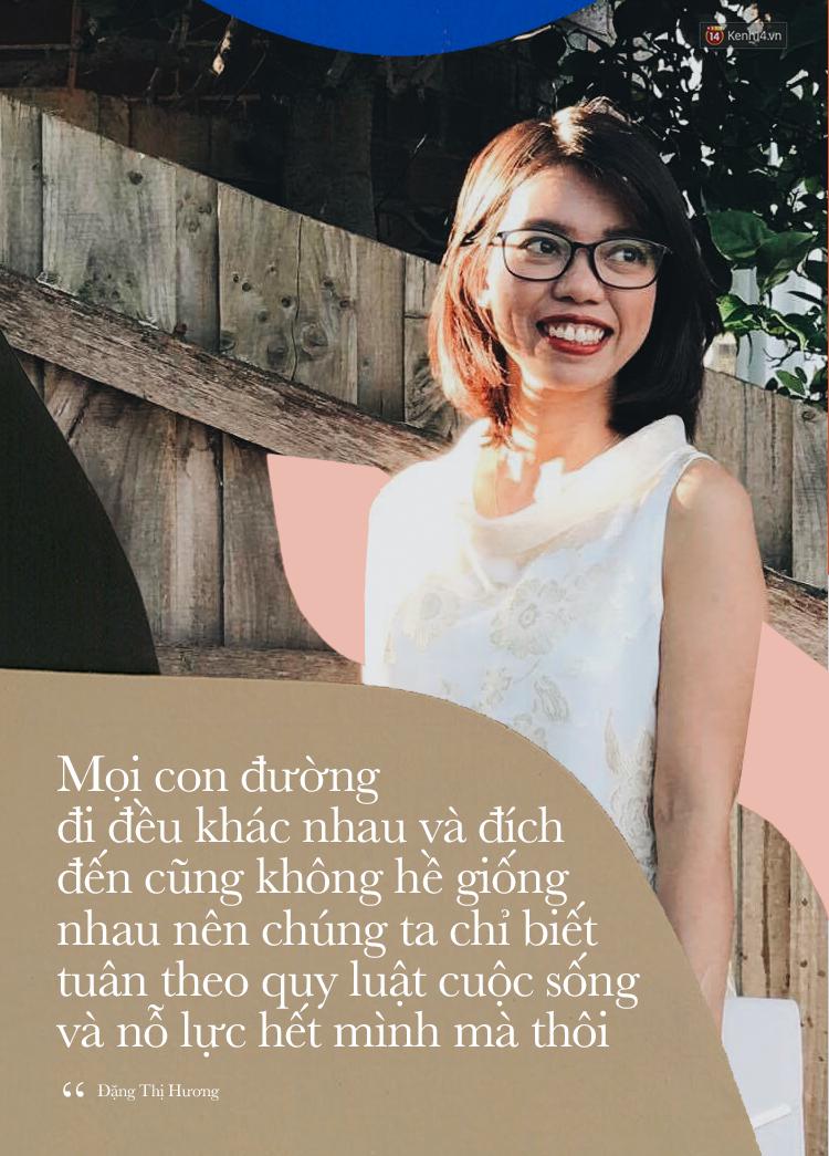 Chuyện chưa kể về cô gái Việt từng làm ô sin, ngủ gầm cầu thang trở thành thạc sĩ trên nước Úc - Ảnh 4.