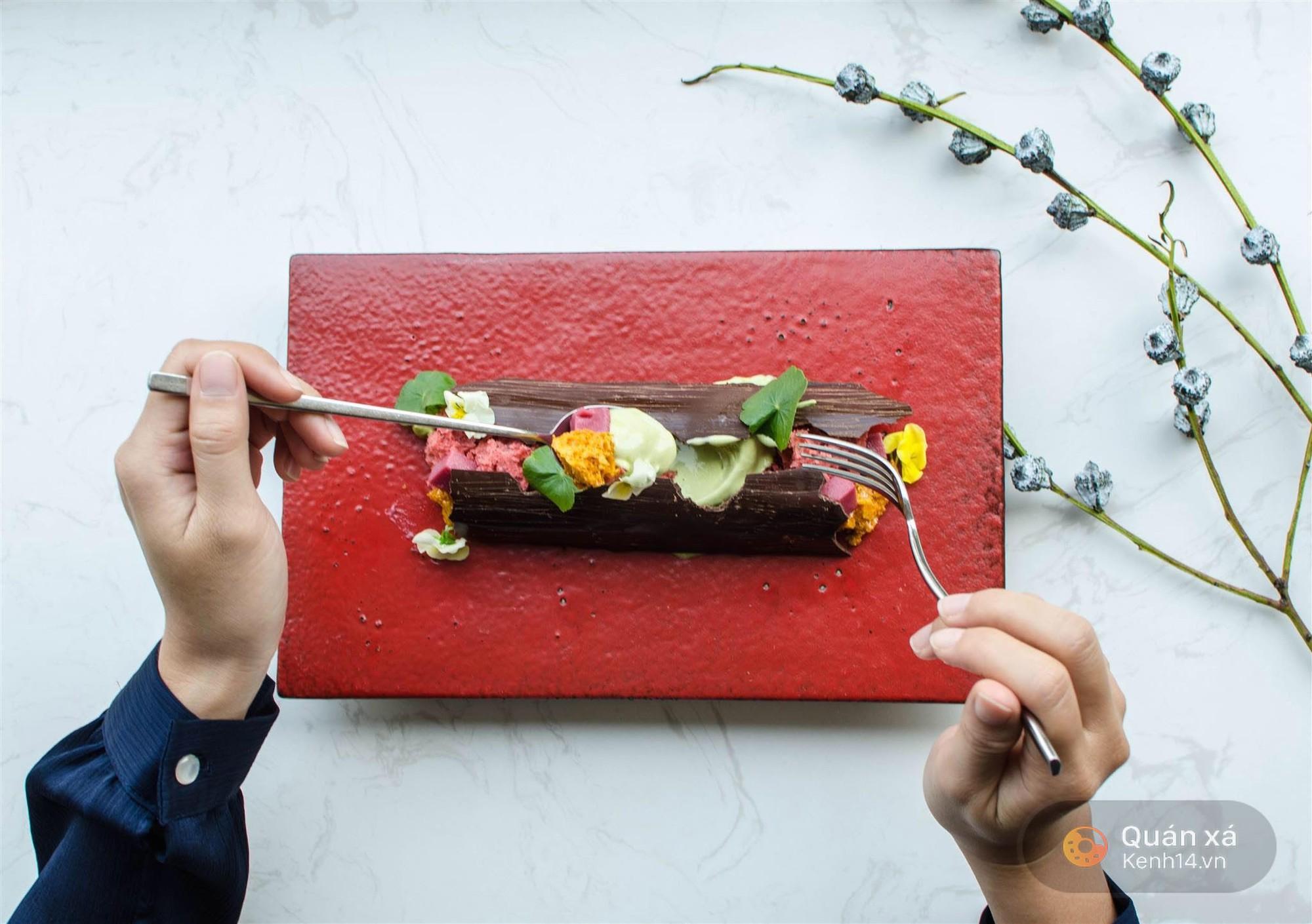 Điểm danh ngay loạt món ngọt mới toanh dành riêng cho mùa Giáng sinh ở Sài Gòn - Ảnh 3.