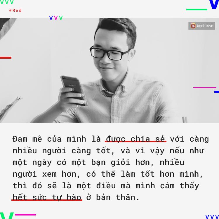 Vinh Vật Vờ: Từ gã trai giọng quê làm clip cho đến thần tượng review công nghệ nổi tiếng nhất Việt Nam - Ảnh 8.