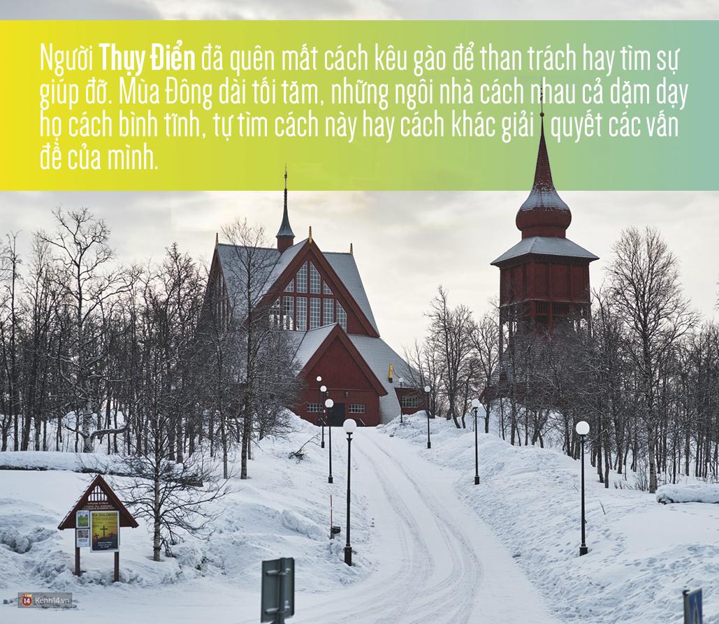Lá thư từ Thuỵ Điển - quốc gia được mệnh danh gần-như-hoàn-hảo - Ảnh 7.