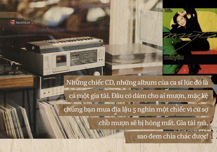 Cầm album Mỹ Tâm vol 9 trên tay: Niềm tự hào với cả gia tài album truyền thống cất trên giá sách - Ảnh 4.