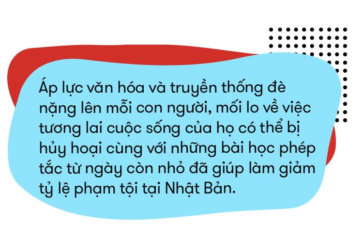 Tỷ lệ tội phạm giảm quá thấp, cảnh sát phải đi bắt kẻ trộm quần đùi: Bài học về ý thức kỷ luật mà người Nhật nói với chúng ta - Ảnh 9.