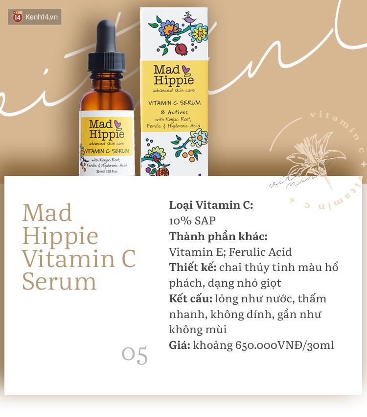 Serum Vitamin C - thần dược giúp da vừa trắng sáng vừa trẻ hóa, hết thâm nám và nhiều điều bạn chưa biết - Ảnh 17.