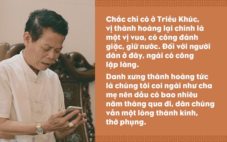 Ngay giữa Hà Nội, có một ngôi làng từ hàng nghìn năm nay không bao giờ được gọi bố - Ảnh 7.