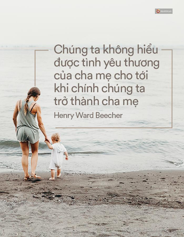 Nhân ngày lễ Vu lan báo hiếu, đọc những trích dẫn hay nhất về cha mẹ để biết yêu thương nhiều hơn - Ảnh 1.