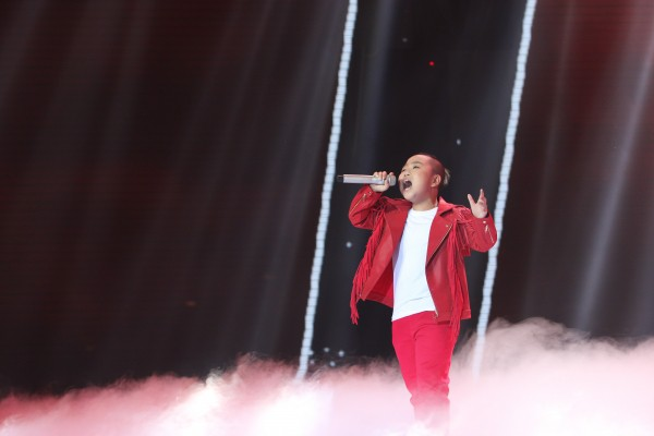 Khách mời Đông Nhi thể hiện lại hit chiến thắng của học trò, Giọng hát Việt nhí 2017 lộ Top 3 chung cuộc - Ảnh 11.