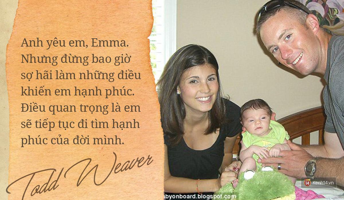 Biết rằng mình sẽ qua đời trên chiến trường, người chồng để lại 2 lá thư xúc động cho vợ và con gái - Ảnh 3.