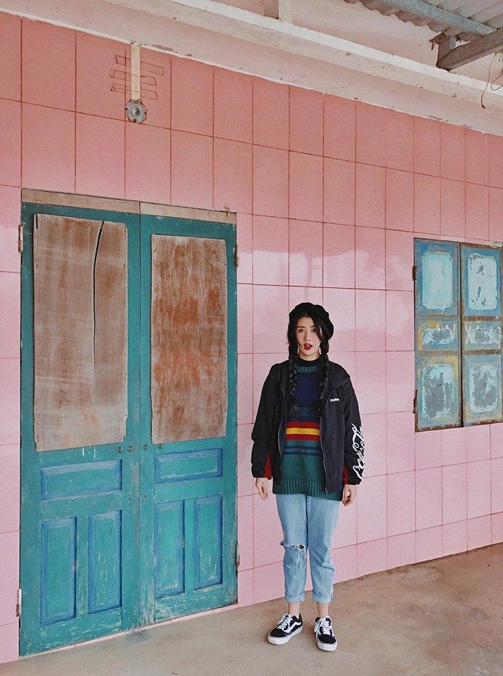 So với đàn chị đàn em, phong cách của Quỳnh Anh Shyn ngày càng... lạ - Ảnh 10.