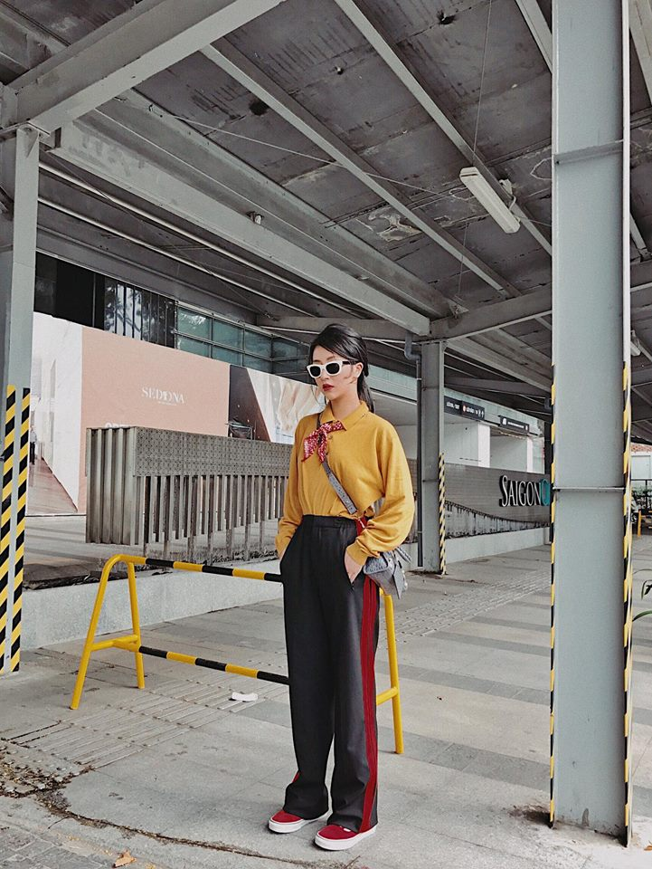 So với đàn chị đàn em, phong cách của Quỳnh Anh Shyn ngày càng... lạ - Ảnh 13.