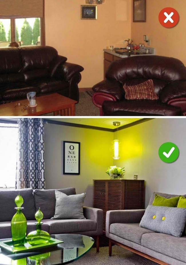 15 lỗi bố trí nội thất phòng khách mà gia đình nào cũng thường mắc phải - Ảnh 5.
