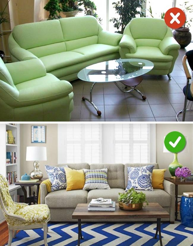 15 lỗi bố trí nội thất phòng khách mà gia đình nào cũng thường mắc phải - Ảnh 27.
