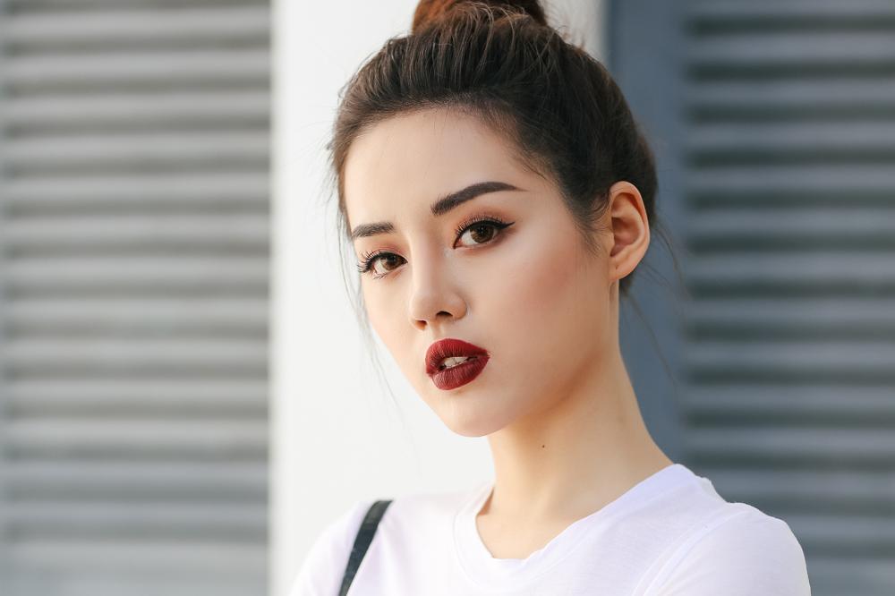 Nhan sắc của thí sinh The Face Việt thật sự không đùa được đâu! - Ảnh 2.