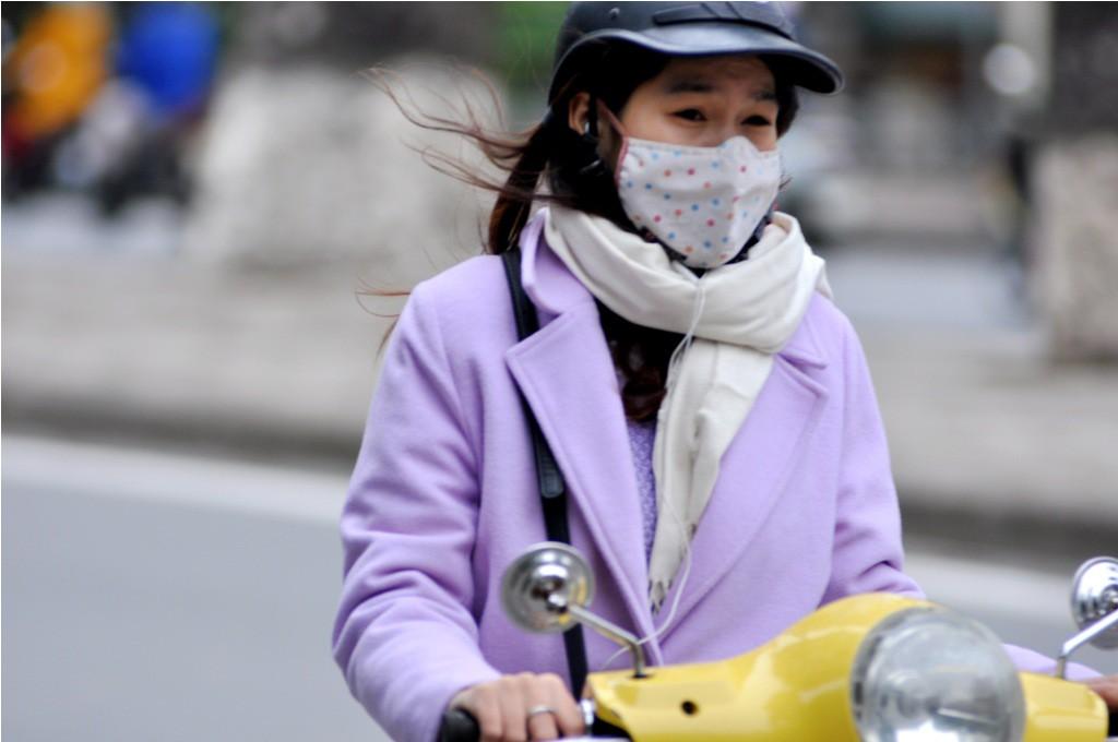 Cuối tuần không khí lạnh tăng cường, Hà Nội rét đậm dưới 12 độ C - Ảnh 1.