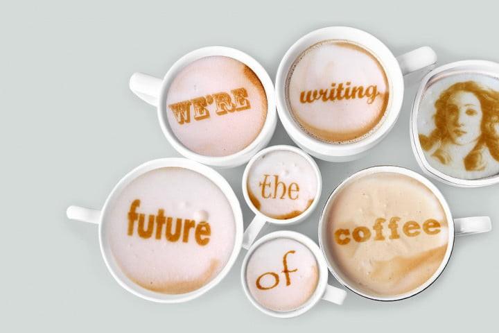 Ripple Maker - Cỗ máy in thần kỳ đưa mọi hình ảnh bạn yêu thích lên cốc cà phê nóng hổi - Ảnh 5.