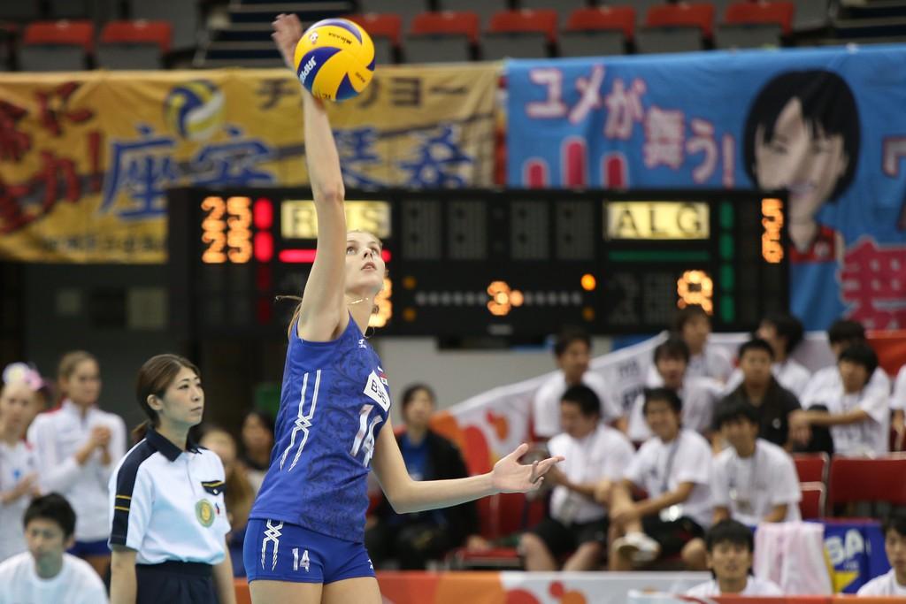 Vẻ đẹp của thiên thần bóng chuyền Nga - Irina Fetisova - Ảnh 4.