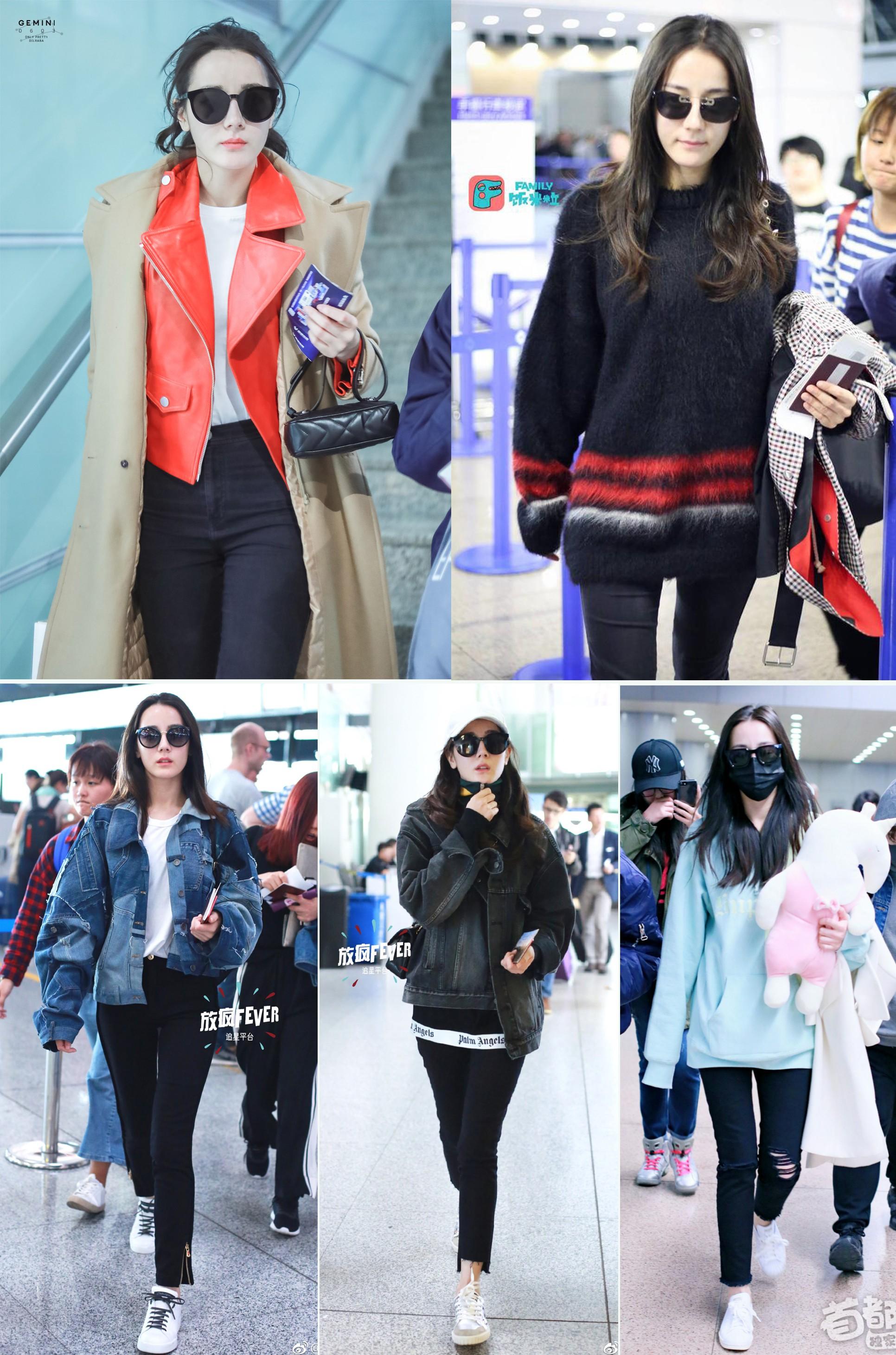5 ngôi sao Hoa ngữ sở hữu phong cách thời trang sân bay đẹp nhất năm 2017 - Ảnh 5.