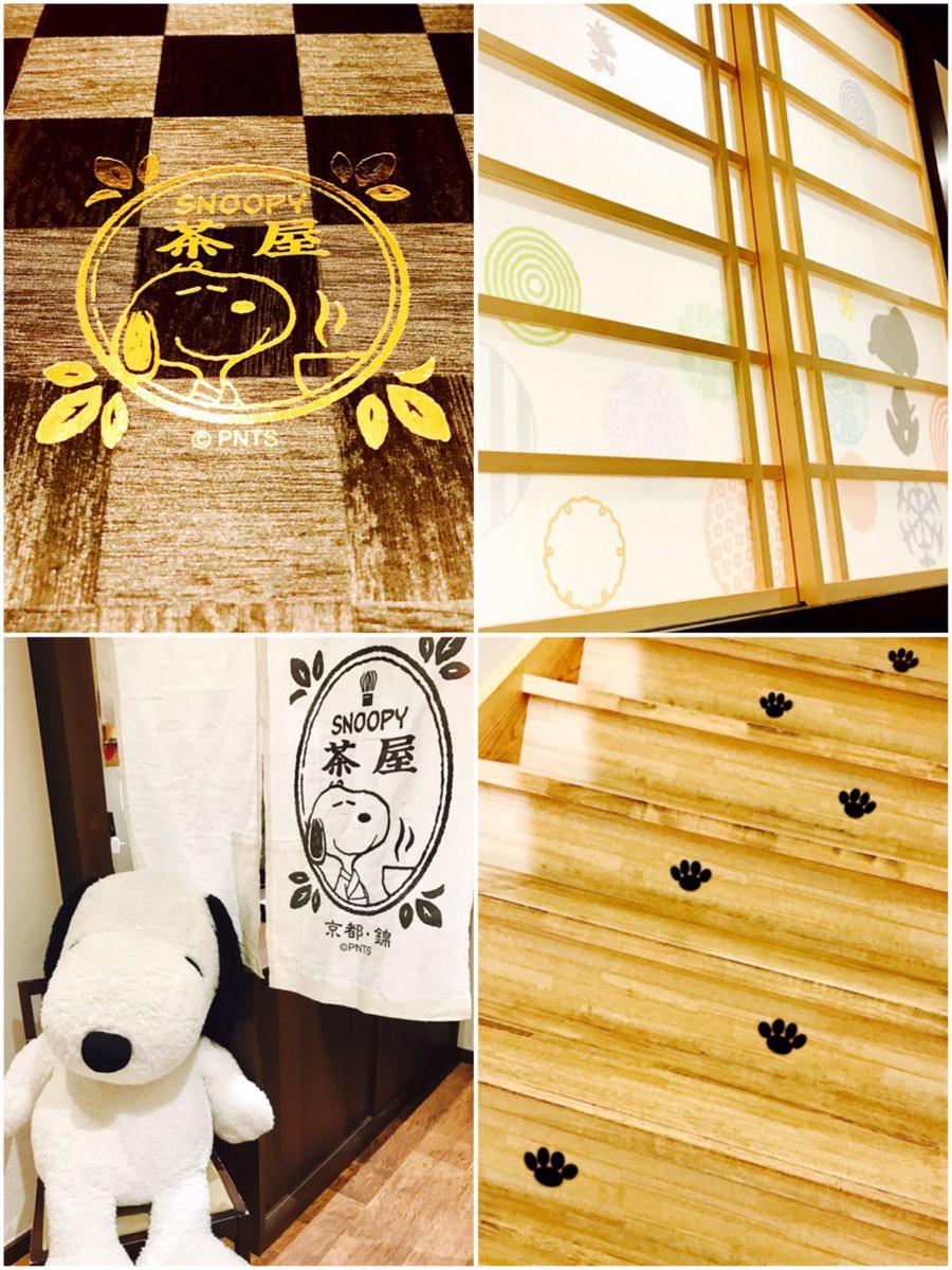 Thăm trà quán Snoopy mới được khai trương tại xứ hoa anh đào - Ảnh 9.