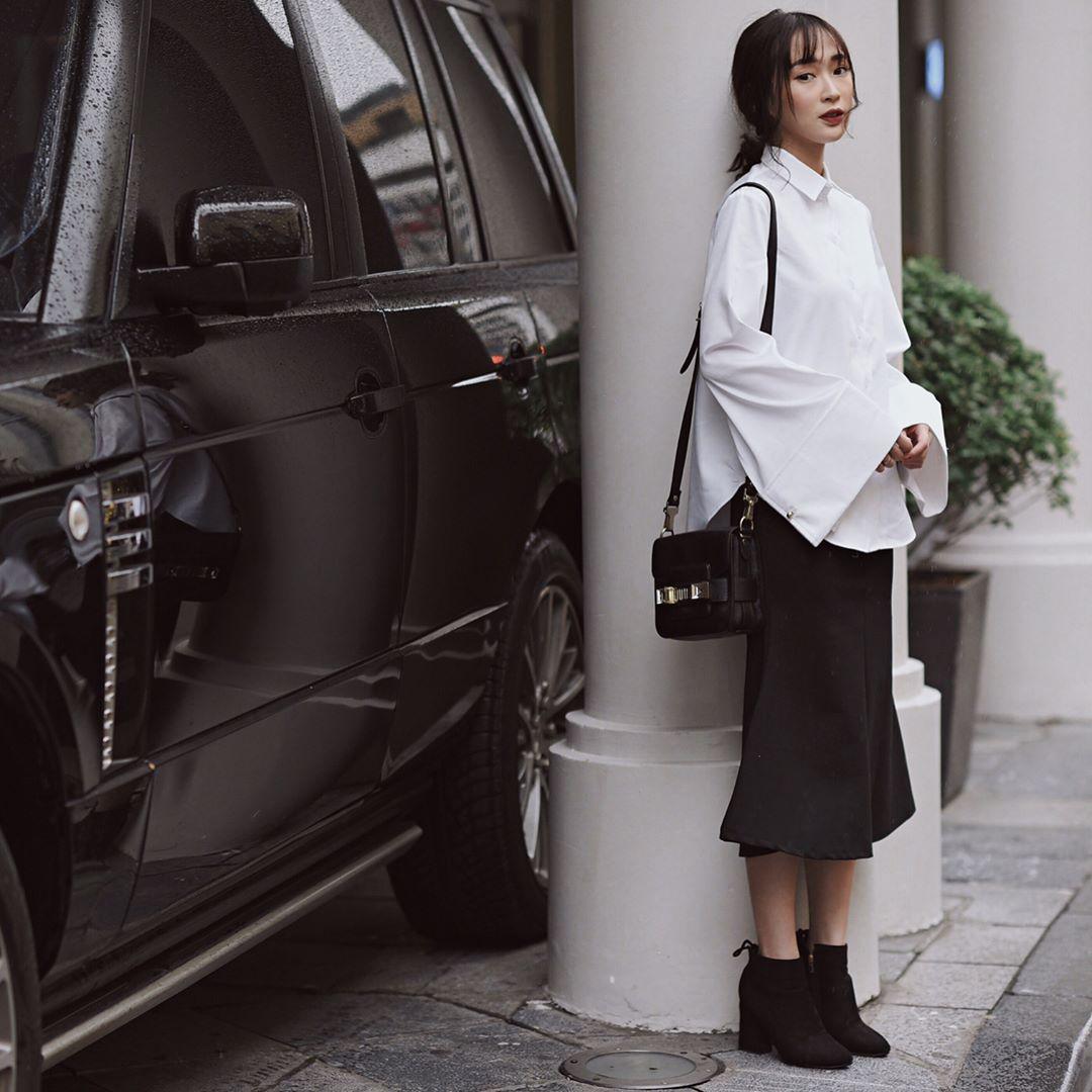 Hết Quỳnh Anh Shyn, Châu Bùi, giờ đến Sun HT gia nhập hội những hot girl có nhiều đồ hiệu - Ảnh 5.