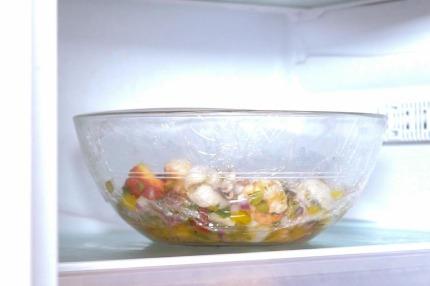 """Salad hải sản kiểu Tây Ban Nha - nhìn thì cầu kỳ nhưng làm """"nhanh như một cơn gió"""" - Ảnh 6."""