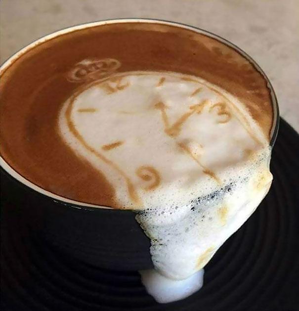 15 tác phẩm tranh vẽ latte khiến hội ghiền cà phê thích mê - Ảnh 23.
