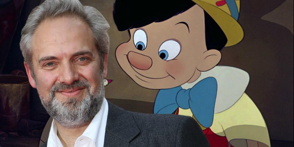 Đạo diễn Sam Mendes rời bỏ dự án live-action Pinocchio - Ảnh 1.